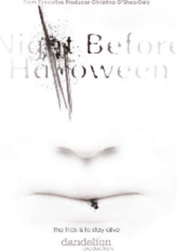 night before halloween cover