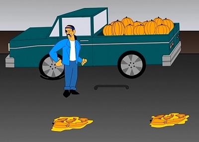 halloweed animation