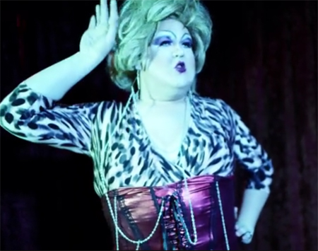 dolly deadly drag