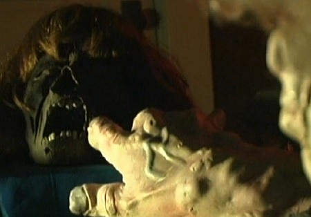 monstrosity corpse head