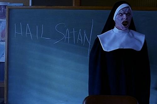 convent demon nun