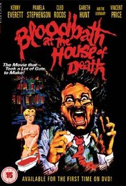 bloodbath at the house of death cover