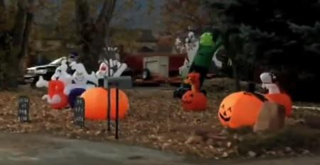 abandoned mine halloween spirit