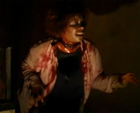 street tales of terror zombie woman