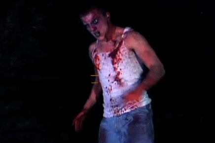 zombie invasion zombie