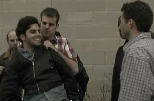 zombie night 2003 bad guy
