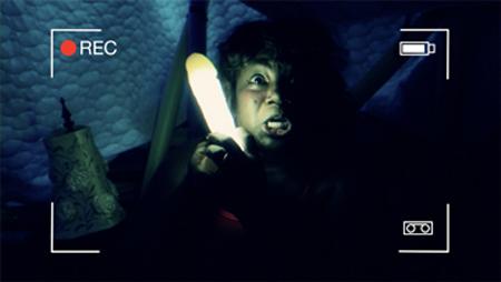 omg horror movie glowindark