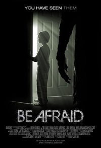 be afraid cover