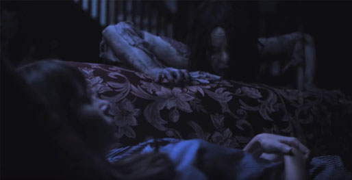 dead awake hag