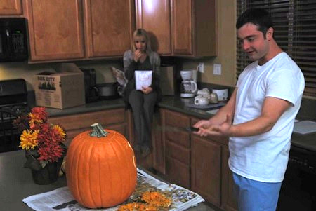 bad apples pumpklin carve