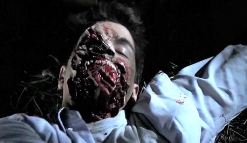 beast beneath first dead boy face