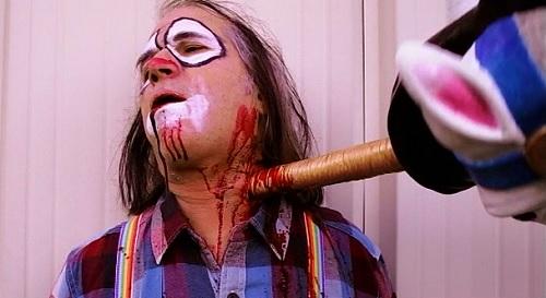caroushell dead clown