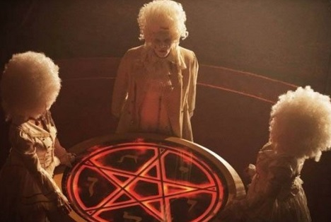 31 pentagram