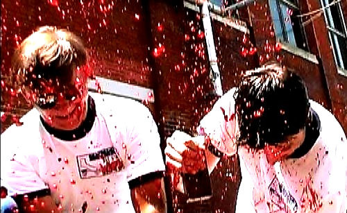 dead moon rising duo splatter