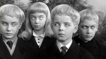village of the damned 60 kids