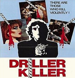 driller killer cover
