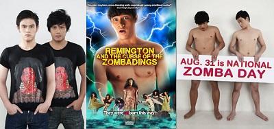 remington zombadings boys