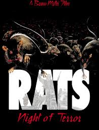 rats night of terror cover