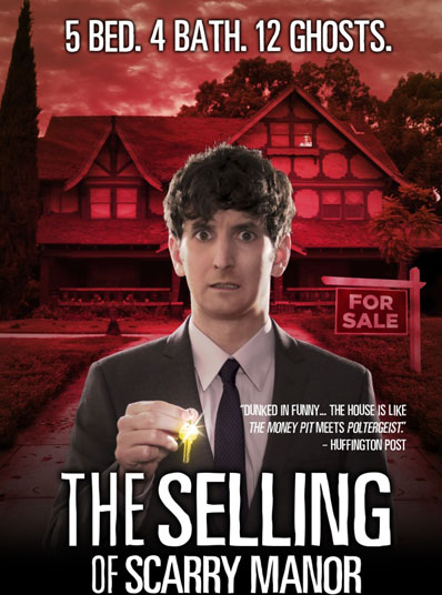selling of scarry manor cover