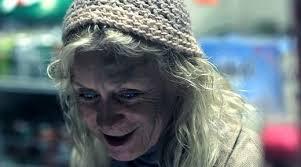 gnome alone homeless chick