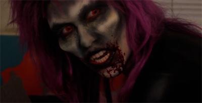 blood let female vamp