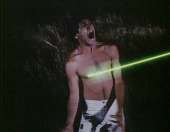 evils of the night lasers