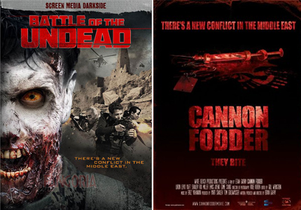 battle of undead cover