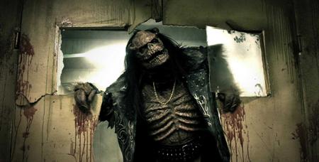 dark floors monster