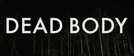 dead body cover