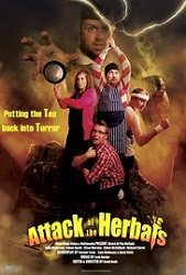 attack of herbals cover