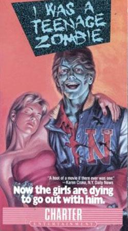i was a teenage zombie cover
