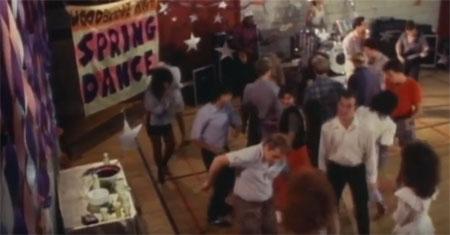 i was a teenage zombie dance