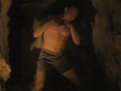 devoured alferd packer shirtless2