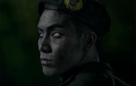 zombie soldier zombie soldier