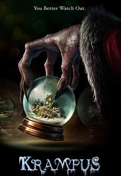 krampus movie cover