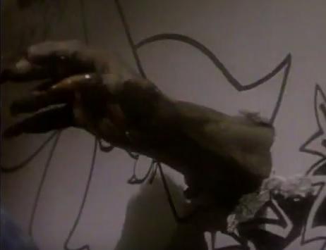shaughrehouse rock demon hand