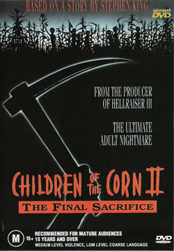 children of the corn 2 cover
