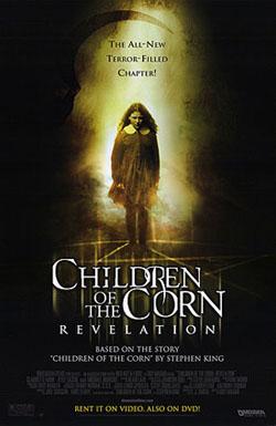 children of the corn revelation cover