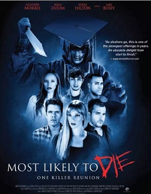 most likely to die cover