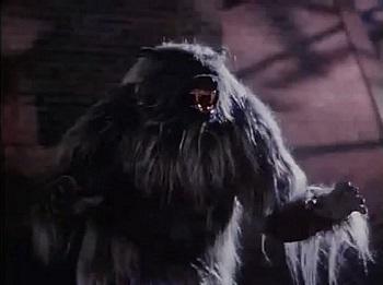 night shadow werewolf