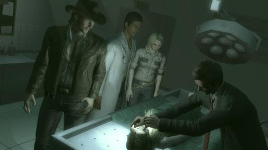 deadly premonition morgue