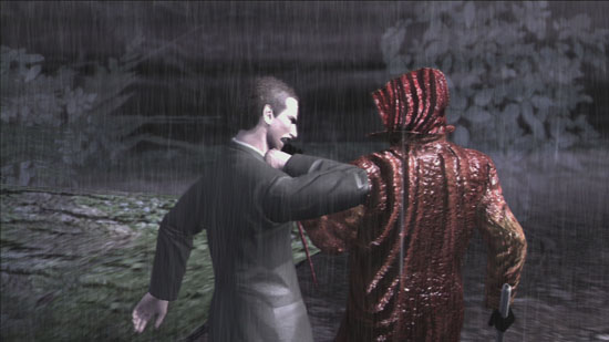 deadly premonition redcoat attack
