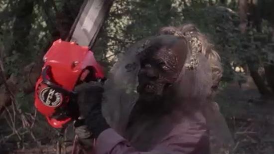 video dead chainsaw
