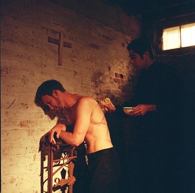eulogy for vampire crucifix
