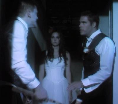 wedding slashers couple