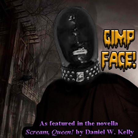 gimp face