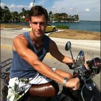 Pedro Andrade em Miami