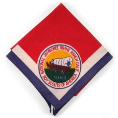 1953 National Jamboree Neckerchief
