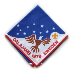 1979 World Jamboree Neckerchief