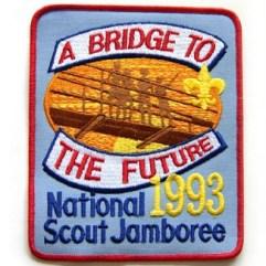 1993 National Jamboree Patch